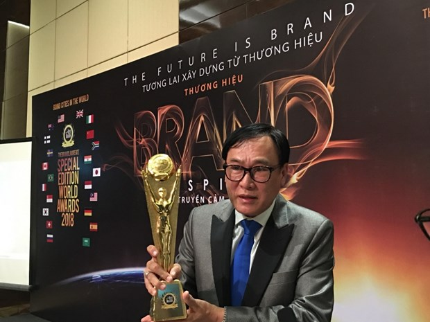 Vietnam's world excellent brands to be honoured hinh anh 1