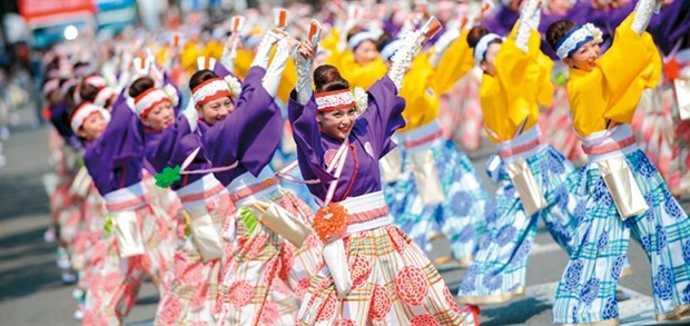 Japanese culture highlighted at festival in Hanoi hinh anh 1
