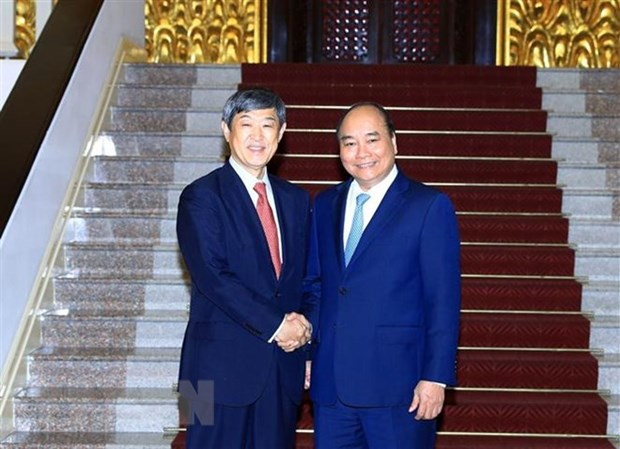 PM highlights Japanese ODA's role in socio-economic development hinh anh 1