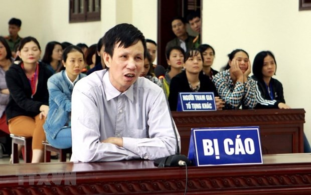 Court maintains 13-year sentence for anti-State agitator hinh anh 1