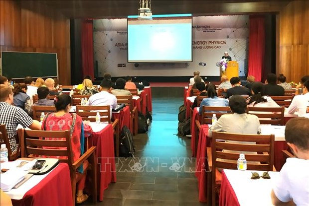 School of high energy physics held in Vietnam for first time hinh anh 1