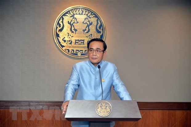 Thailand's ruling junta eases ban on political activities hinh anh 1
