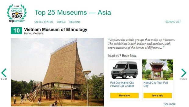 War Remnants Museum listed among world top 10 museums hinh anh 5