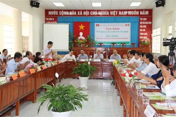 Tra Vinh supports local startups hinh anh 1