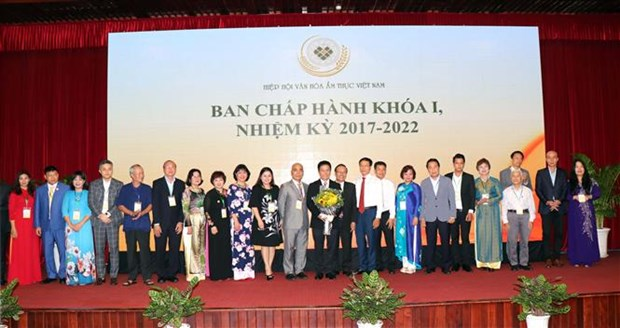 Vietnam Cuisine Culture Association debuts in HCM City hinh anh 1