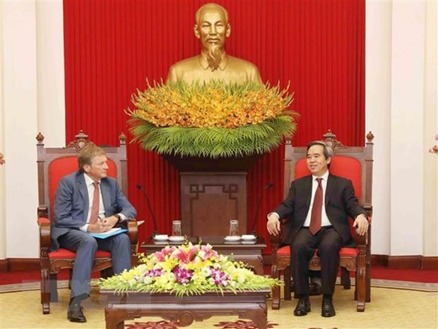 Vietnam, Russia work to bring bilateral trade to 10 billion USD in 2020 hinh anh 1
