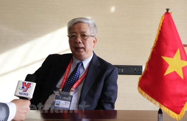 Vietnam voices support for ASEAN-RoK ties at defence officers' events hinh anh 1