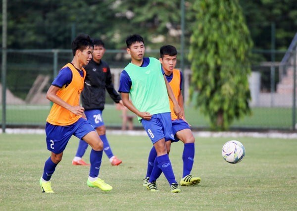 Vietnam ready to compete at AFC U16 champs hinh anh 1