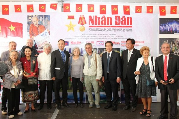 Vietnam attends 83rd L'Humanite newspaper festival hinh anh 1