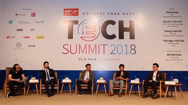 Tech conference gazes into crystal ball hinh anh 1