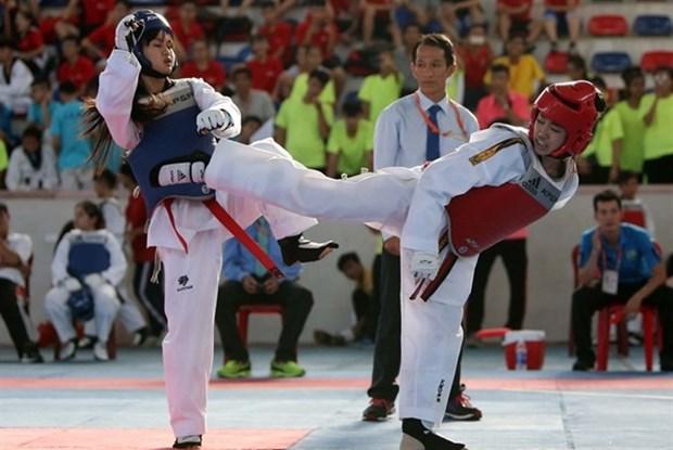 Vietnam competes at Canada Open Taekwondo Championship hinh anh 1