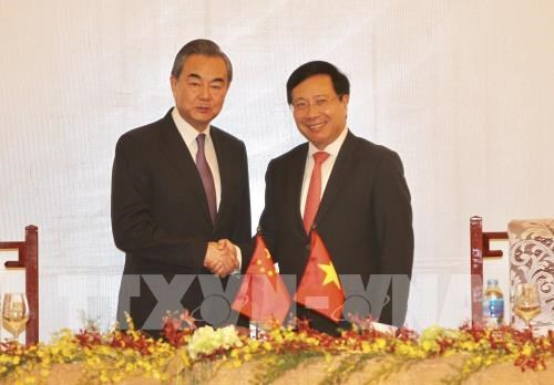 Committee for Vietnam – China cooperation convenes 11th meeting hinh anh 1