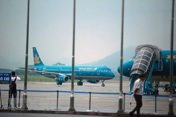Airlines adjust flights due to super typhoon Mangkhut hinh anh 1
