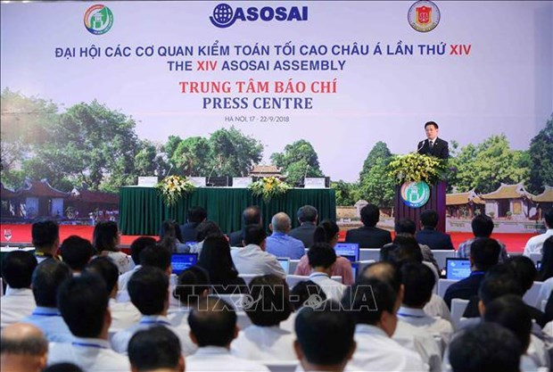 ASOSAI 14 to foster links amongst supreme audit institutions hinh anh 1