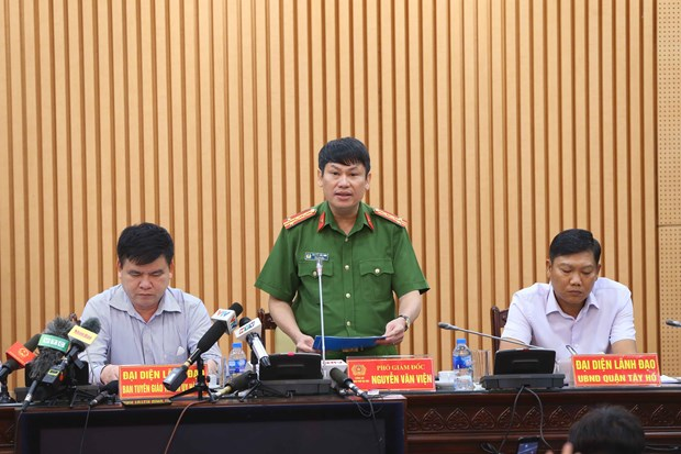 Seven dead after musical gala, testing positive for drug hinh anh 1