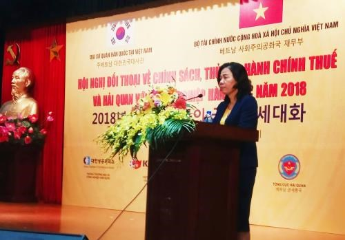 Vietnam's tax environment needs greater transparency: RoK diplomat hinh anh 1