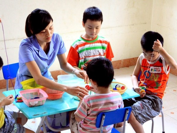 Workshop supports educational needs of autistic children hinh anh 1