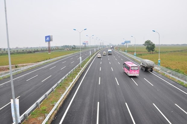 Work on North-South Expressway to begin next year hinh anh 1