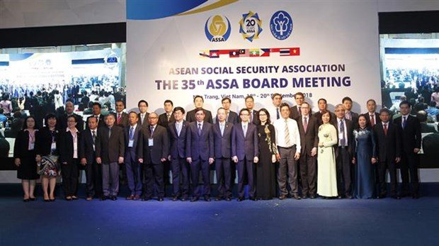 ASSA 35: Vietnam moves to ensure effective social security system hinh anh 3
