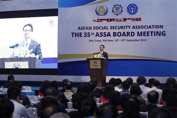 ASSA 35: Vietnam moves to ensure effective social security system hinh anh 1