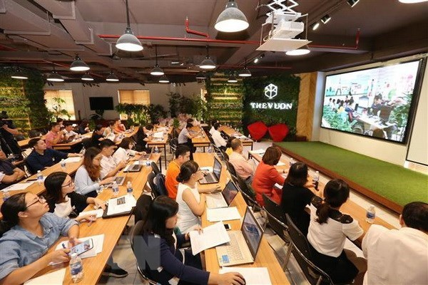 International cooperation crucial for startup development hinh anh 1