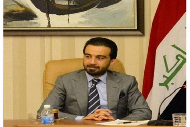 NA chief congratulates new speaker of Iraqi parliament hinh anh 1