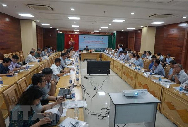 National consultation talks Pak Lay hydropower project of Laos hinh anh 1