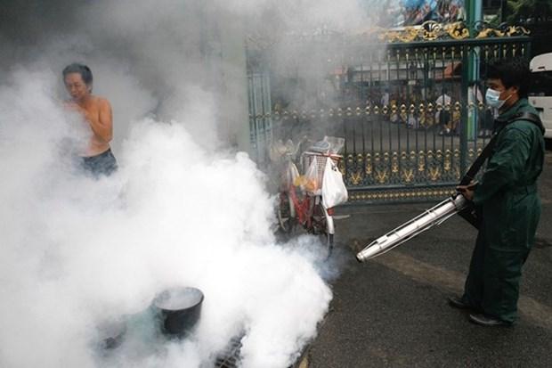 Dengue fever spreads in Bangkok hinh anh 1