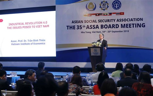 ASSA 35: Social security system in 4IR hinh anh 1