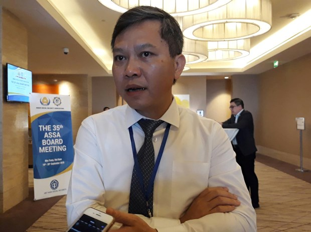 Vietnam Social Security receives ASEAN award in IT hinh anh 2
