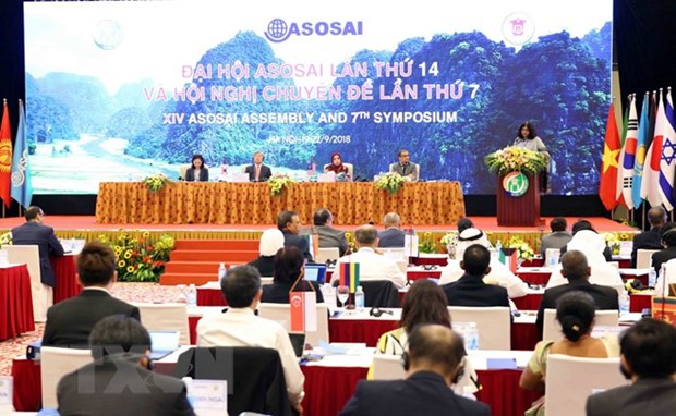 State audit agencies of Vietnam, Kazakhstan seek stronger ties hinh anh 1