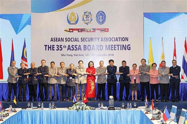 35th ASEAN Social Security Association meeting closes in NhaTrang hinh anh 2