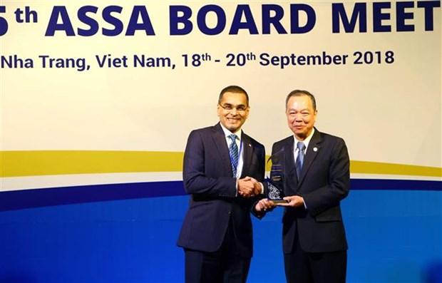 Vietnam Social Security receives ASEAN award in IT hinh anh 3