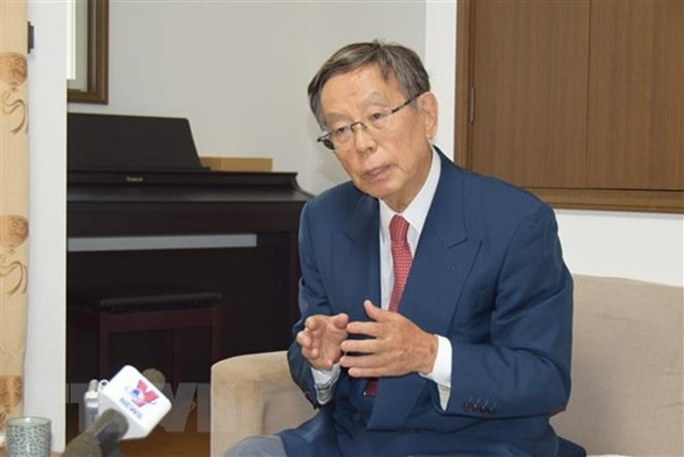 Vietnam-Japan relations develop stably in all aspects: Japanese politician hinh anh 1