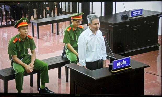 Man jailed for 14 years for administration overthrowing attempt hinh anh 1