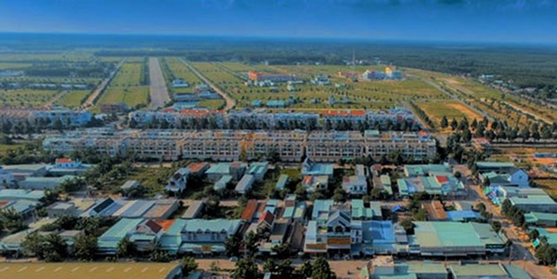RoK's polyester tyre cord fabrics plant inaugurated in Binh Duong hinh anh 1