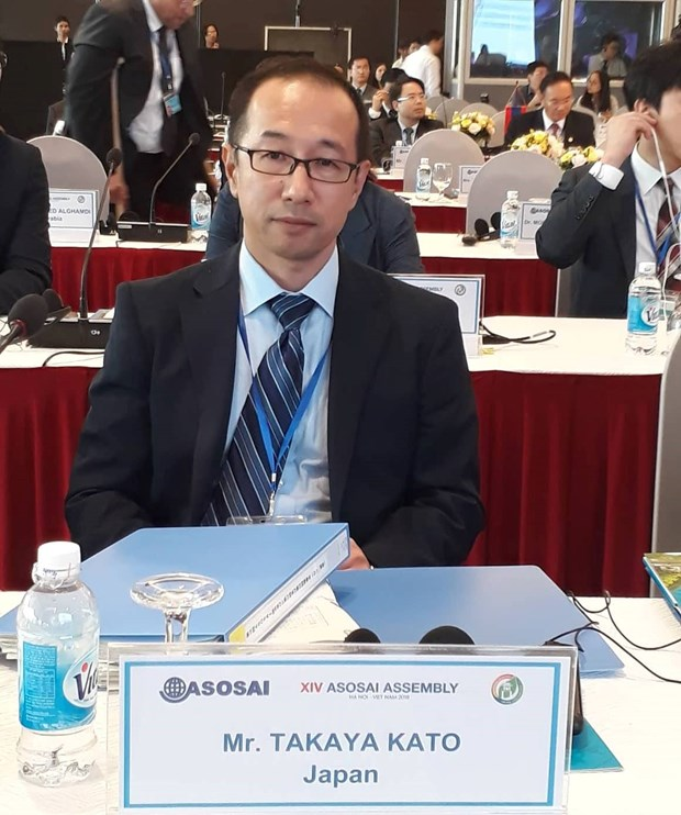 ASOSAI 14: Delegates show support for Vietnam's chairmanship hinh anh 3