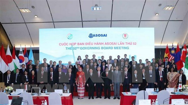 ASOSAI 14: Delegates show support for Vietnam's chairmanship hinh anh 1
