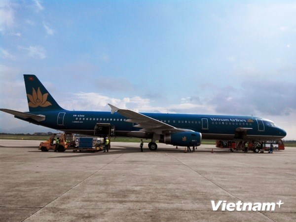 Vietnam Airlines to launch Da Nang-Osaka route hinh anh 1
