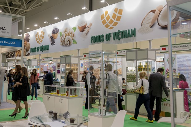 Vietnam's agro-aquatic products strive to penetrate Russian market hinh anh 1
