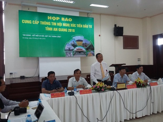 An Giang to hold investment promotion conference hinh anh 1