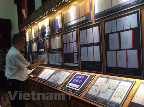 Online exhibition highlights history of Vietnam-Japan ties hinh anh 1