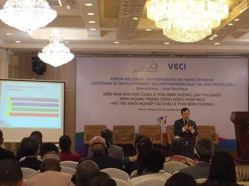 Forum spotlights startup support in Asia Pacific hinh anh 1