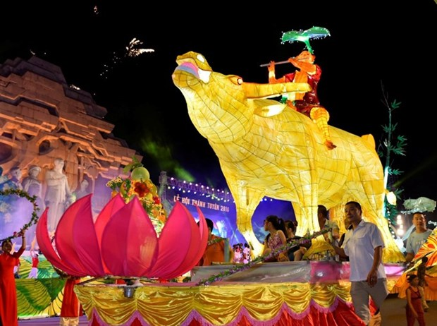 Intangible cultural heritage festival kicks off in Tuyen Quang hinh anh 1