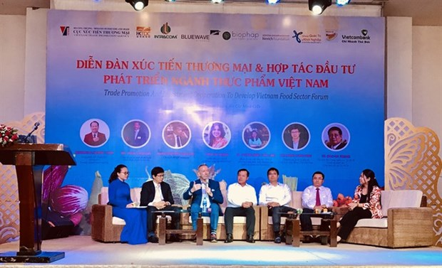 Vietnamese food sector lures foreign investors hinh anh 1