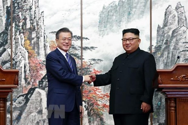 Vietnam welcomes outcome of inter-Korean summit hinh anh 1