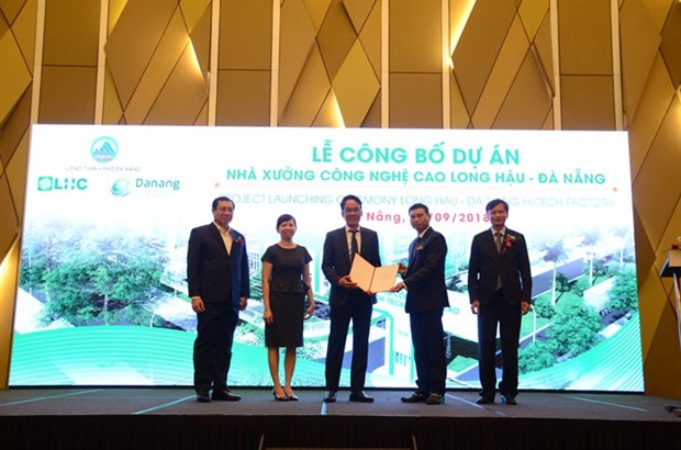 Da Nang lands 46.4m USD factory project hinh anh 1