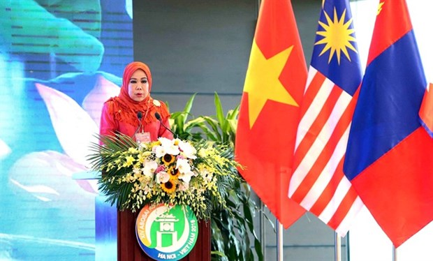 ASOSAI former chief emphasises cooperation hinh anh 1