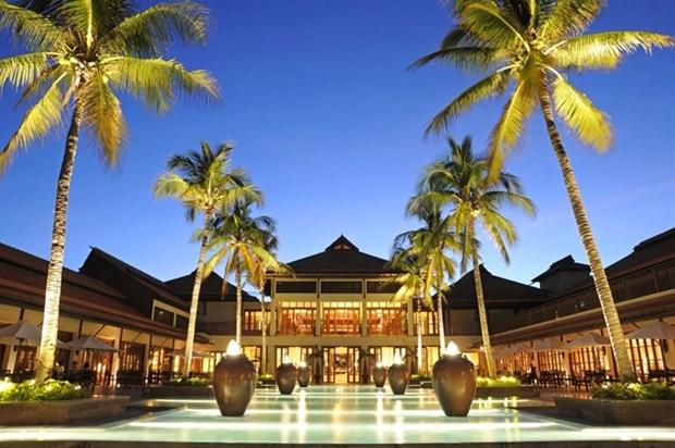 Furama Da Nang wins hotel award hinh anh 1