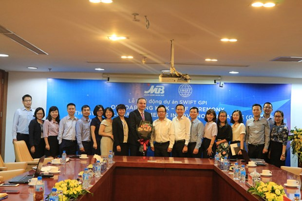 Military Bank joins SWIFT - Global Payments Innovation Initiative hinh anh 1